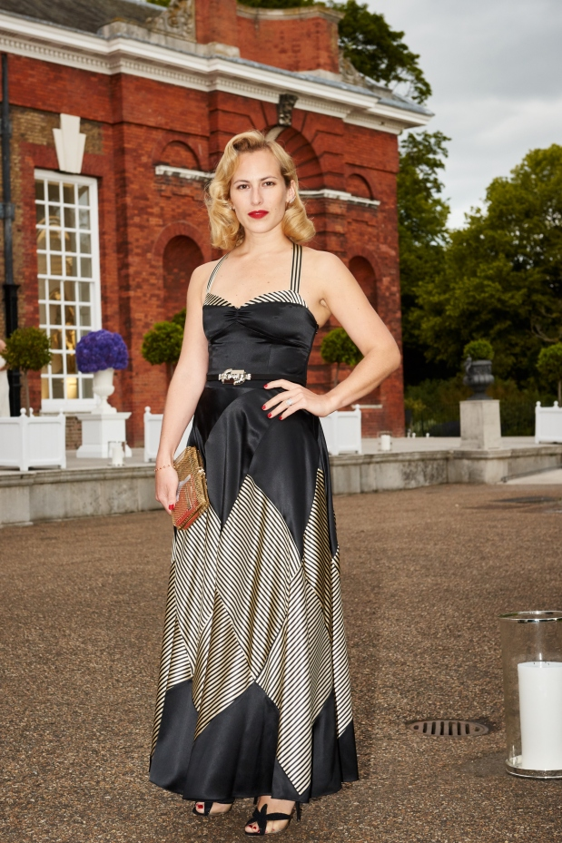 Ralph Lauren - Wimbledon Event - The Orangery - Kensington Palace 22nd June 2015 - CHARLOTTE DELLAL