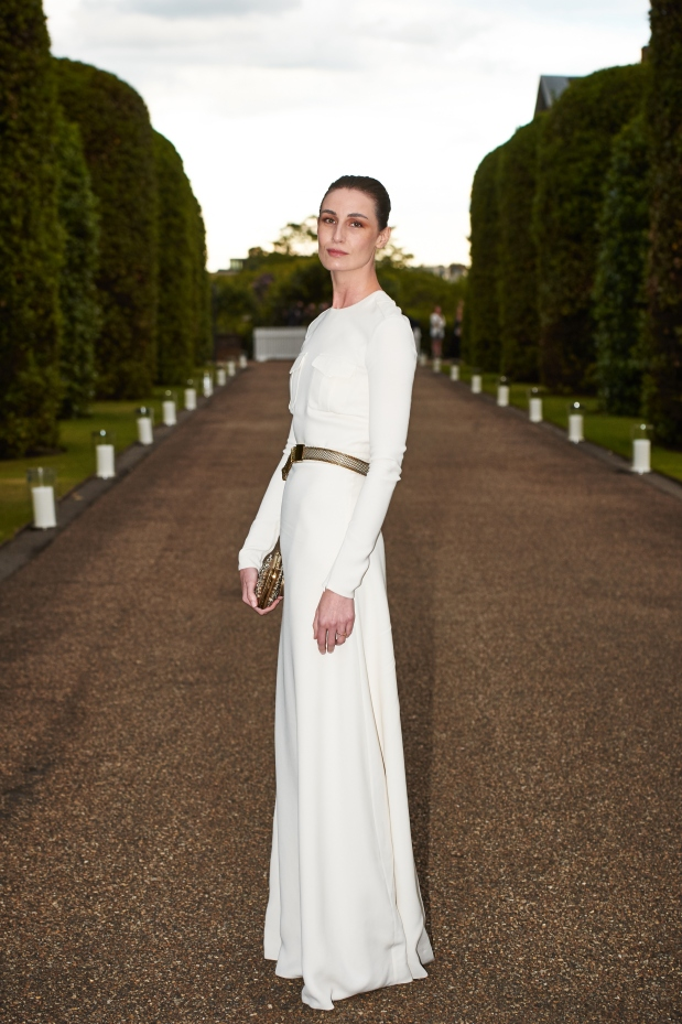 Ralph Lauren - Wimbledon Event - The Orangery - Kensington Palace 22nd June 2015 - ERIN O'CONNOR