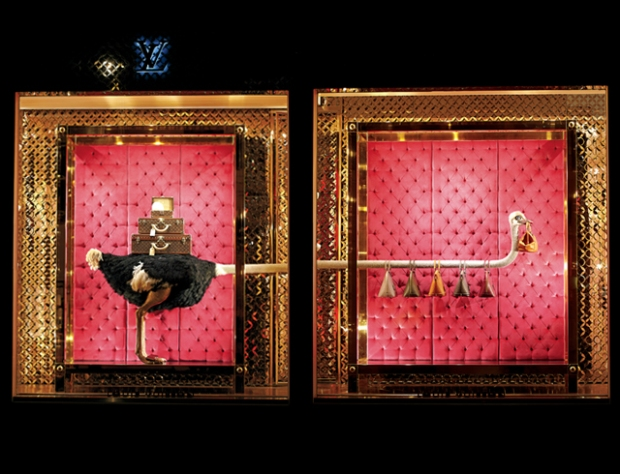 LV windows book assouline